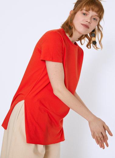 Quzu Tişört Oranj